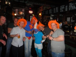 Image of Stag Party Smurf Joke