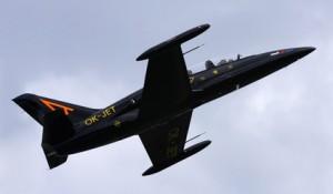 image of albatros fighter jet flight
