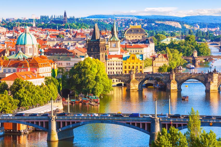 Beim Junggesellinnenabschied Prag entdecken