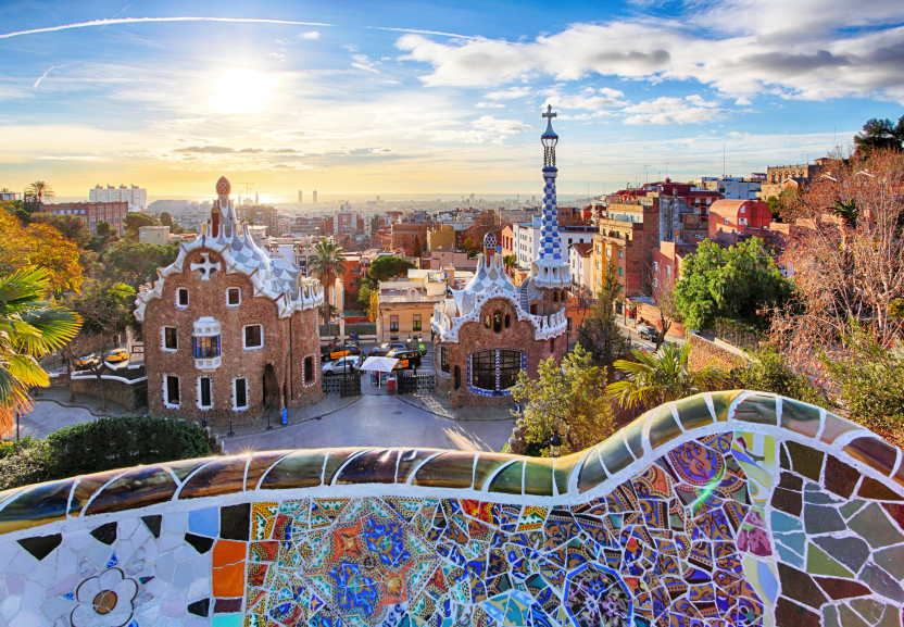 Beim Junggesellinnenabschied Barcelona entdecken