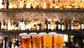 Amsterdam Weekends beer drinking