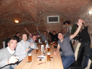 Cheap Stag Do pub crawl chamica